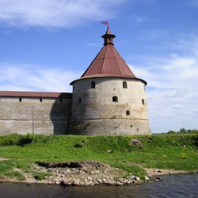 "Головина башня Крепость ""Орешек"". Автор: Sergey Nemanov (Photocity), Wikimedia Commons"