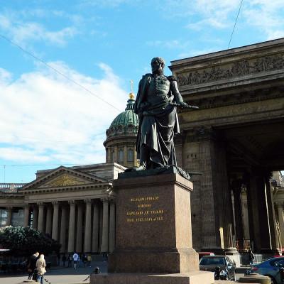 Памятник Барклаю-де-Толли. Автор: Тара-Амингу, Wikimedia Commons