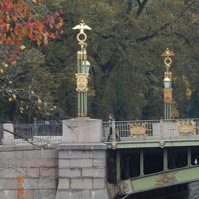 Пантелеймоновский мост. Автор: Татьяна Густарева, Wikimedia Commons