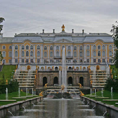 Петергоф, источник фото: Wikimedia Commons, Автор: A.Savin