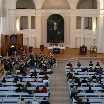Немецкая лютеранская община, источник фото: http://www.petrikirche.ru