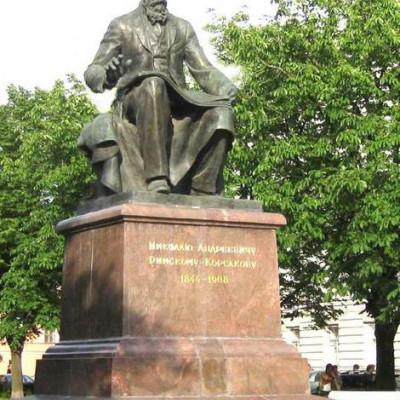 Памятник Н.Римскому-Корсакову. Автор: Art-and-Air, Википедия