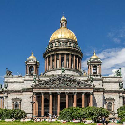 Исаакиевский собор. Автор фото: Florstein (WikiPhotoSpace)