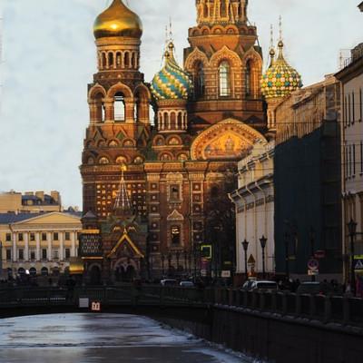 Санкт-Петербург Храм Спас на Крови, источник фото: https://pixabay.com/ru/санкт-петербург-храм-туризм-1901857/