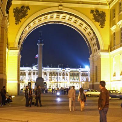 Sankt Petersburg Generalstab 2005 g, источник фото: Wikimedia Commons, Автор: Heidas