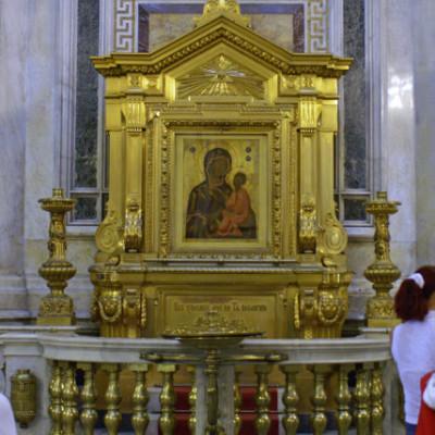 Исаакиевский собор. Внутреннее убранство, источник фото: Wikimedia Commons, Автор: Heidas (talk | contribs)