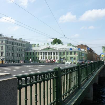 Семеновский мост. Автор: Anirina, Wikimedia Commons