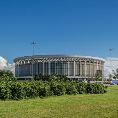 Петербургский спортивно-концертный комплекс. Автор: Florstein, Wikimedia Commons