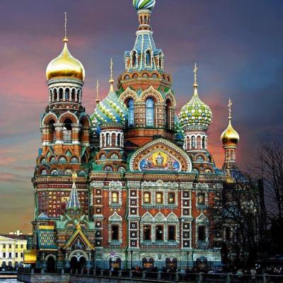 Собор Спаса-на-крови (1907 год.), Санкт-Петербург, источник фото: https://vk.com/page-84794881_49128104