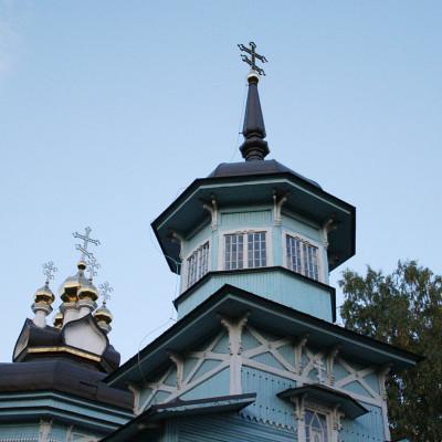 Храм Дмитрия Солунского. Автор: Zonder711, Wikimedia Commons