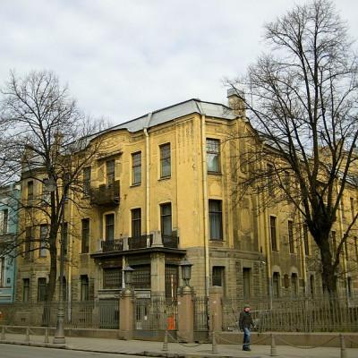Доходный дом И.А. Лидваль. Автор: GAlexandrova, Wikimedia Commons