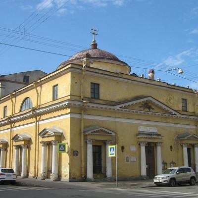 Церковь Святого Станислава. Автор: Peterburg23, Wikimedia Commons