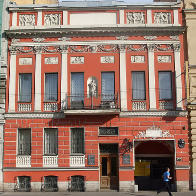 Суворовский проспект, дом 41, источник фото: Wikimedia Commons, Автор: Lvova Anastasiya