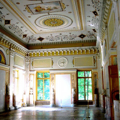 Павильон Концертный зал. Интерьеры. Автор: GAlexandrova, Wikimedia Commons