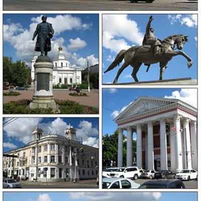 Тверь-коллаж, источник фото: Wikimedia Commons, Автор: Георгий Долгопский