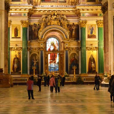 Живопись Исаакиевского собора, главный иконостас, источник фото: http://www.hellopiter.ru/The_isaakievskiy_cathedral.html?sa=X&ved=0CCkQ9QEoADAOahUKEwjs_JrWl_fGAhUJyRQKHSzrBbA