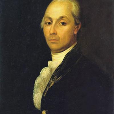 Портрет Александра Николаевича Радищева - узник Петропавловской крепости