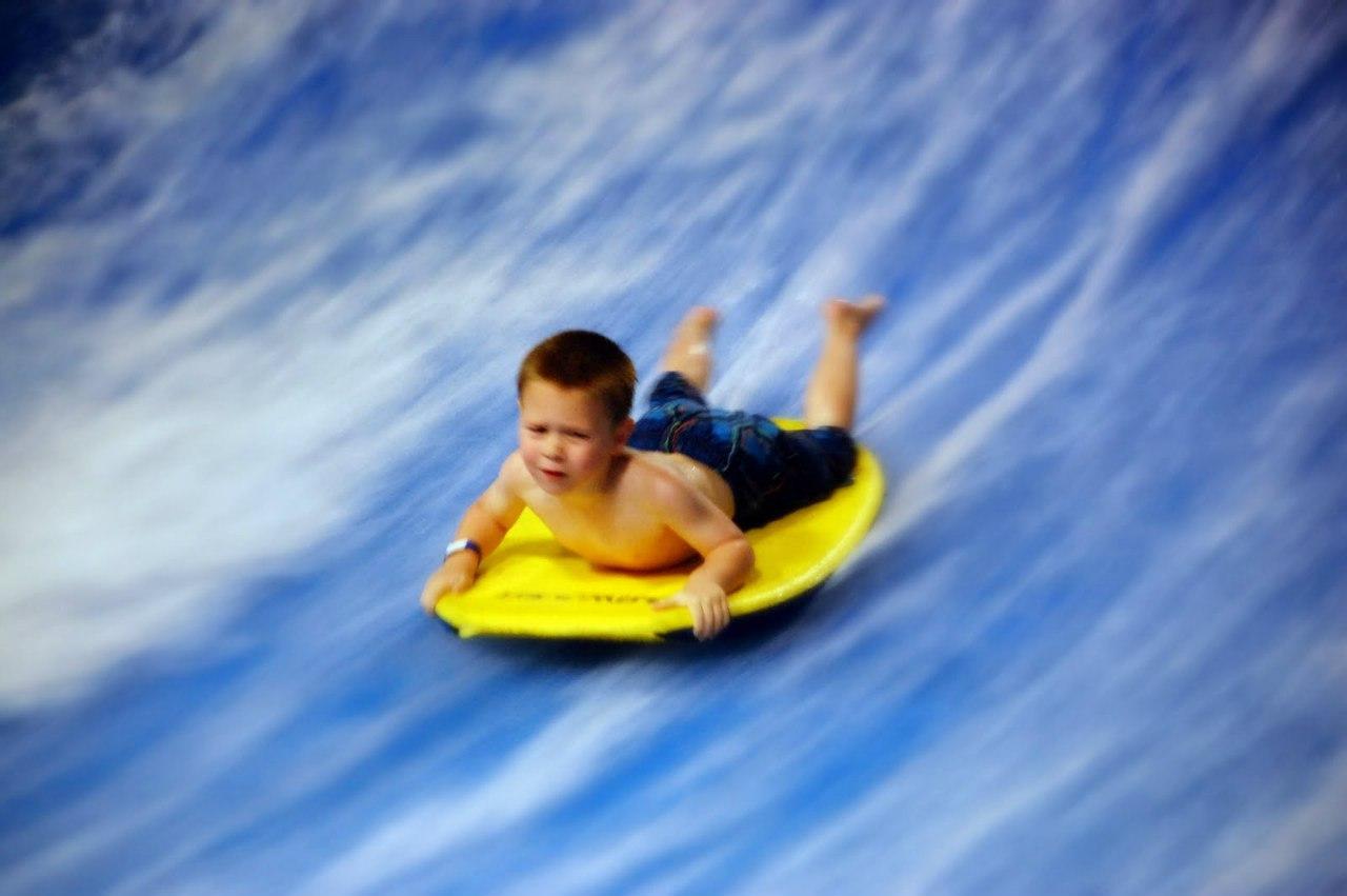 SURF CLUB SPB | Искусственная волна