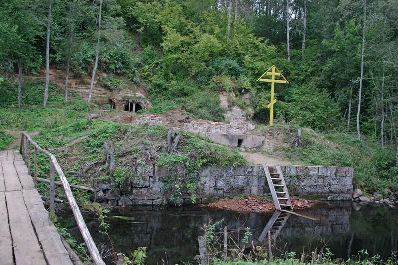 Свято-Успенский скит. Фото: http://russian-church.ru