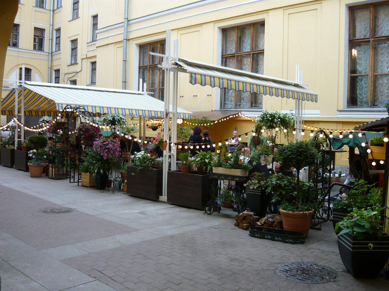 Ресторан-гостиная Teplo. Автор фото: Анастасия Богданова