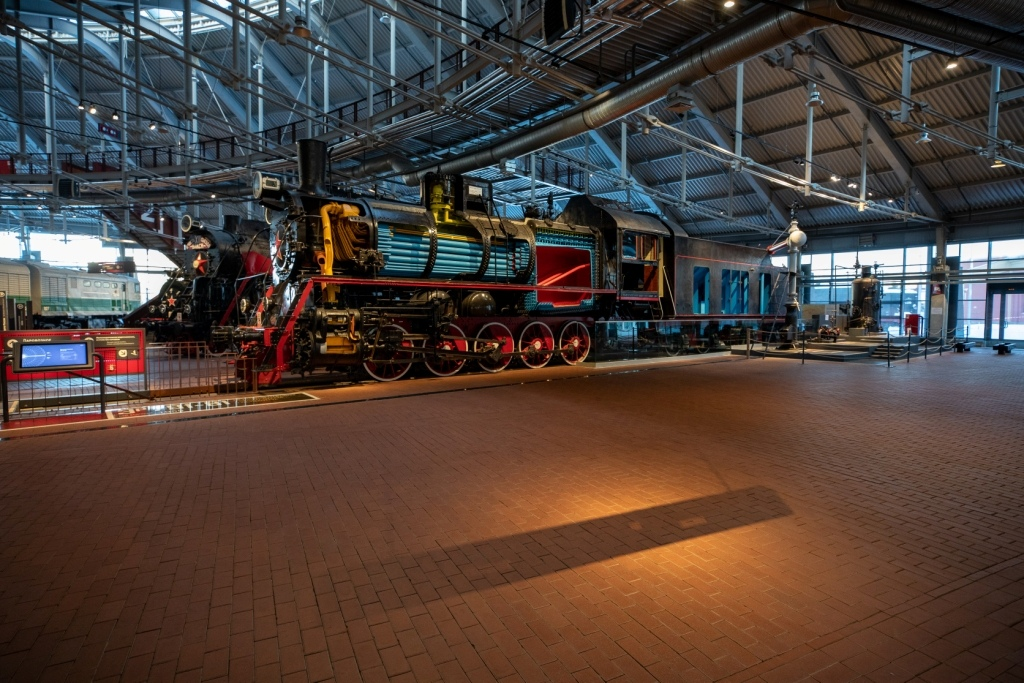 Музей железных дорог России
