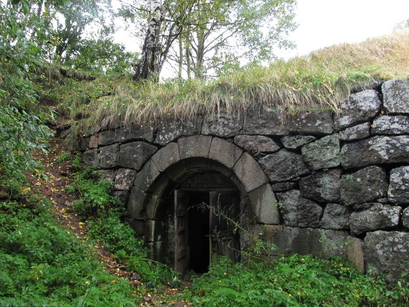 Крепость Тронгзунд. Фото: krilvic (Wikimedia Commons)