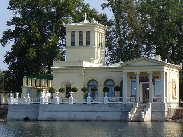 Царицын павильон. Фото: Zavyalovagp