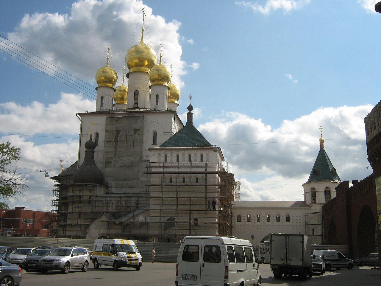 Санкт-Петербург. Миргородская улица, Фёдоровский собор. Фото: Peterburg23 (Wikimedia Commons)