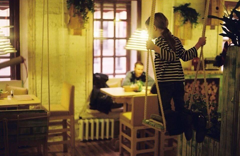 """Кафе """"Укроп"""", источник фото: https://vk.com/cafeukrop"""