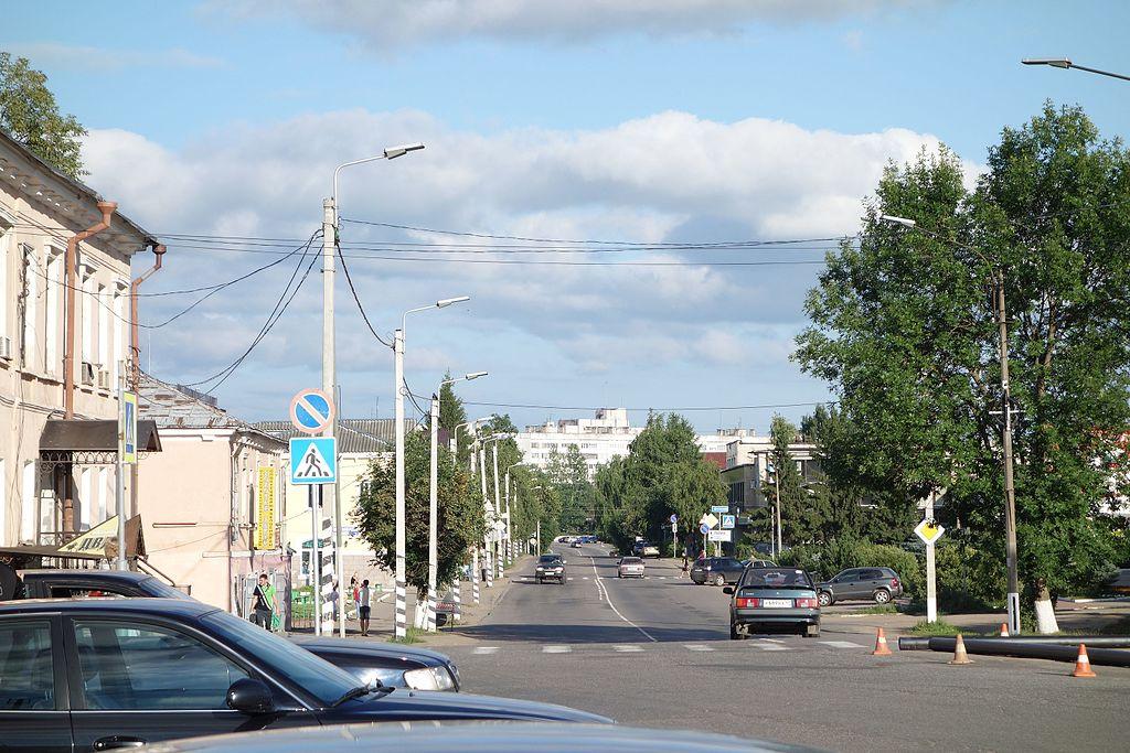 Тихвин. Фото: Александр Спиридонов