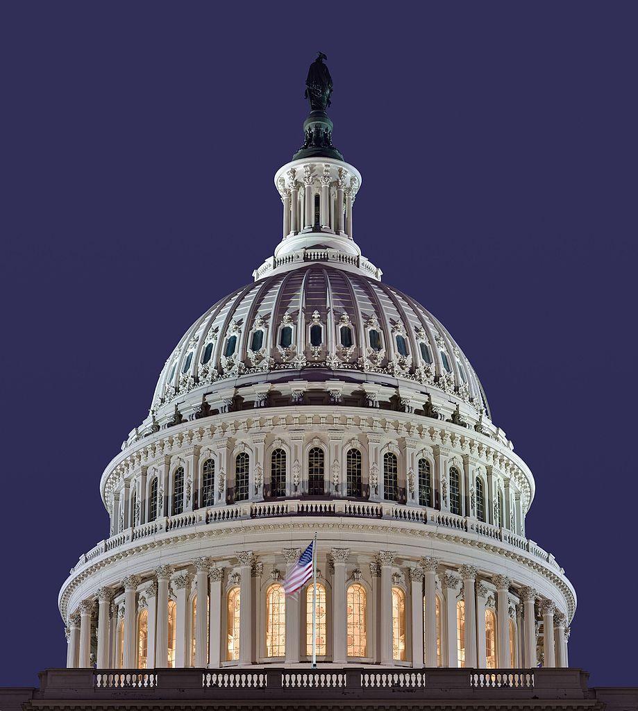 Купол Капитолия. Фото: Diliff (Wikimedia Commons)