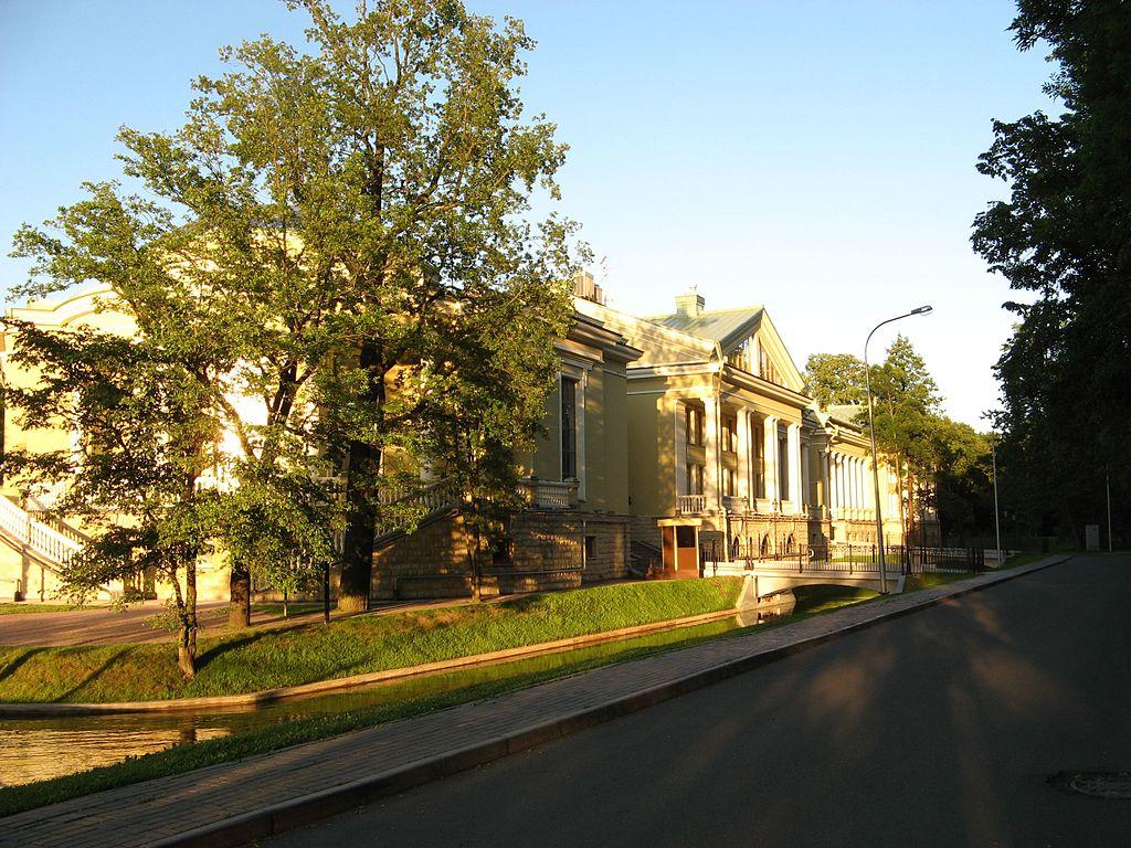 Каменный остров. Усадьба Елисеева. Фото: vgivanov