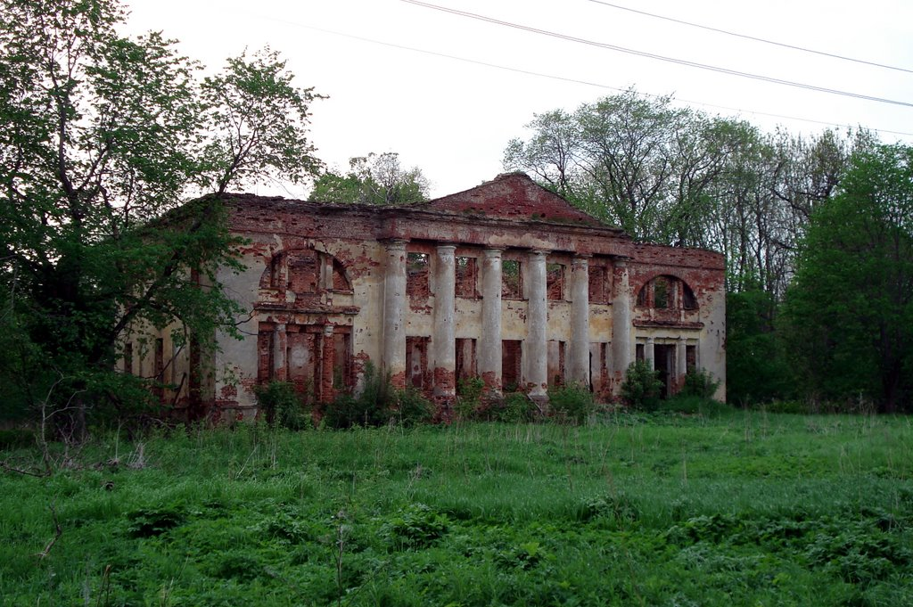 Усадьба в Куммолово. Автор фото: Дмитрий Кузнецов