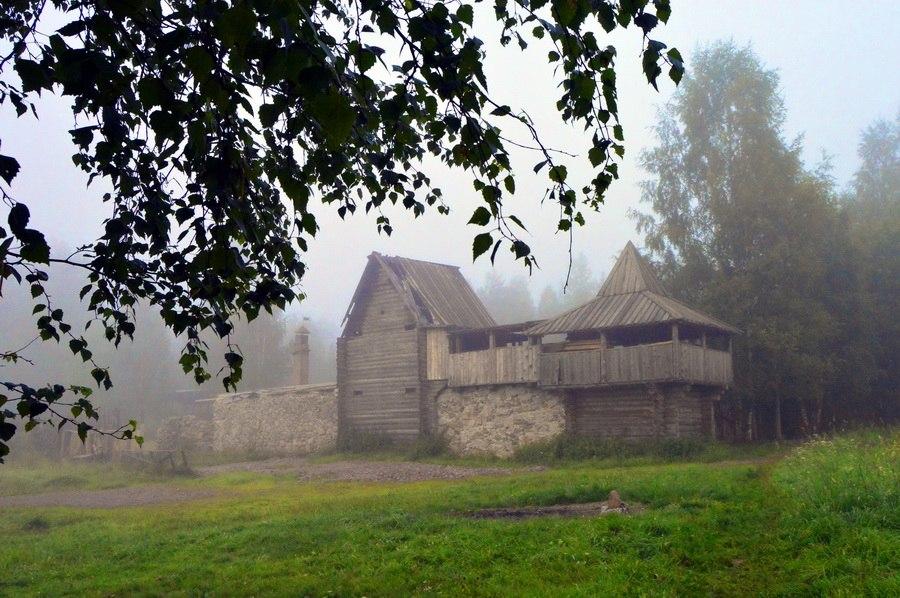 Средневековый город Сваргас. Фото: Тори Реймина