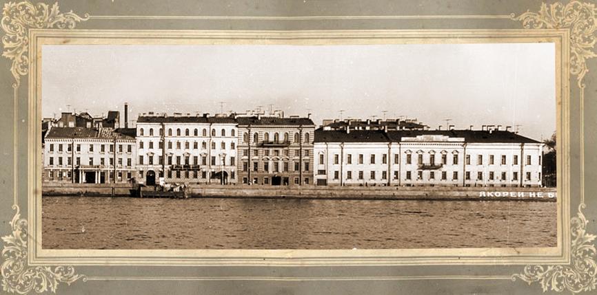 Санктъ-Петербургъ, домъ Баура. Фото: tulius.com