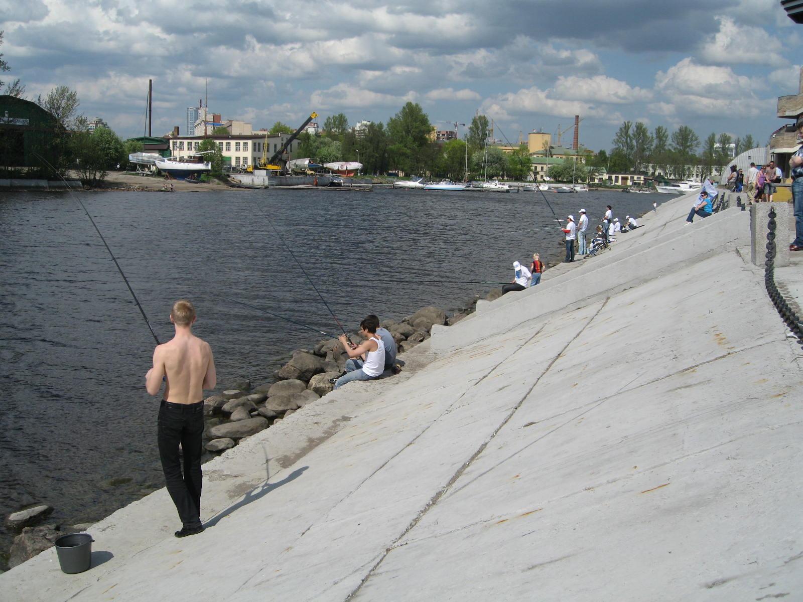 Васильевский остров, 2010 г. Фото: hram-ov (Wikimedia Commons)