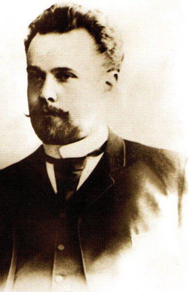 Василий Васильевич Шауб (Вильгельм Иоганн Христиан; 1861-1934). Фото: Wikimedia Commons
