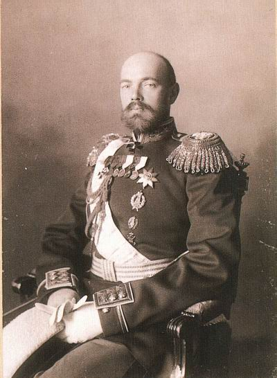 Великий князь Сергей Михайлович. Источник: https://ru.wikipedia.org/