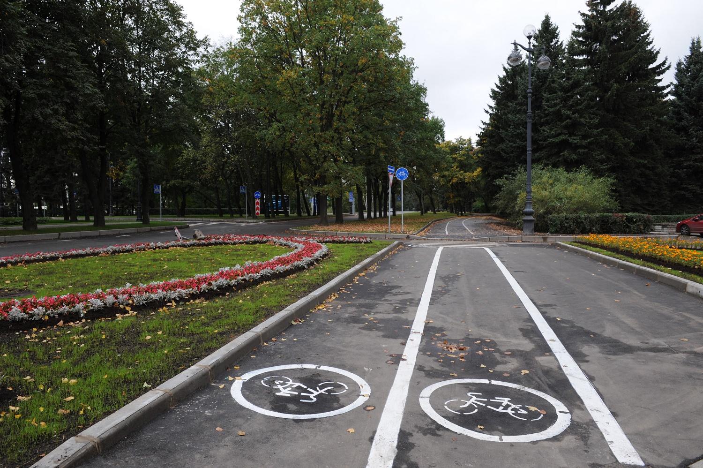 Велосипедные дорожки в Санкт-Петербурге