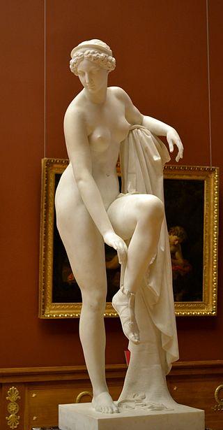 Статуя Венеры, фото Автор: Stebanoid