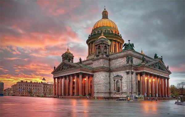 Исаакиевский собор, источник фото: Wikimedia Commons Автор: Ivan Smelov