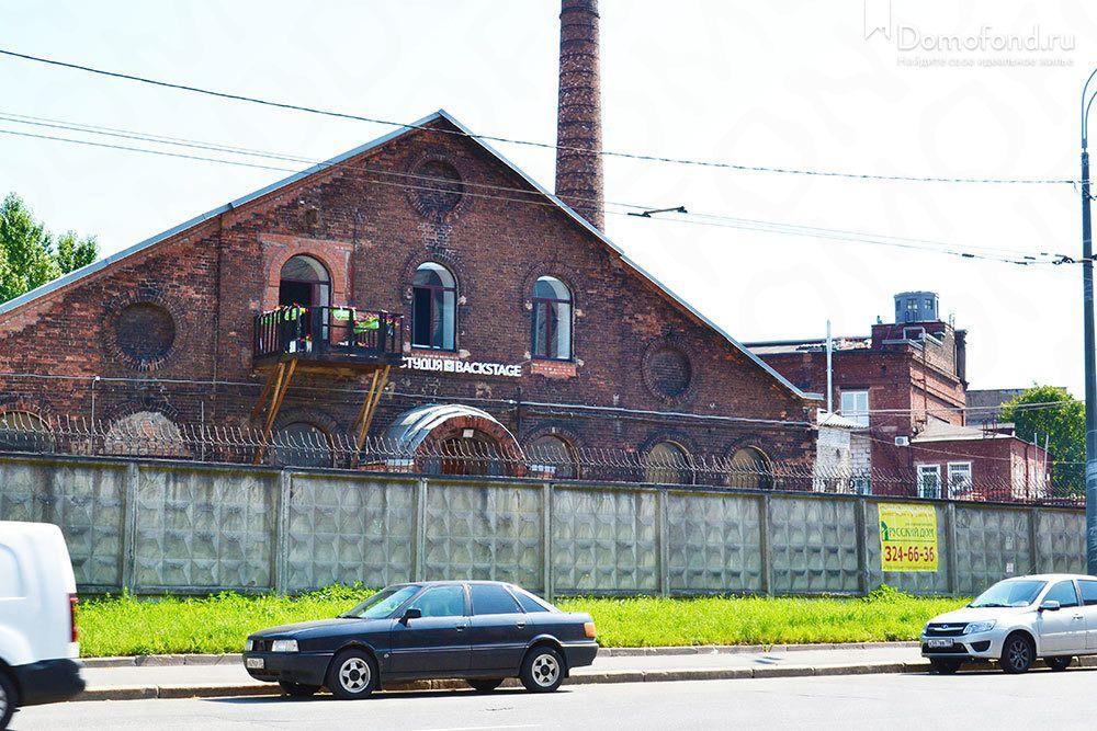 Здание водоподъемной станции, фото с сайта rentatime.ru