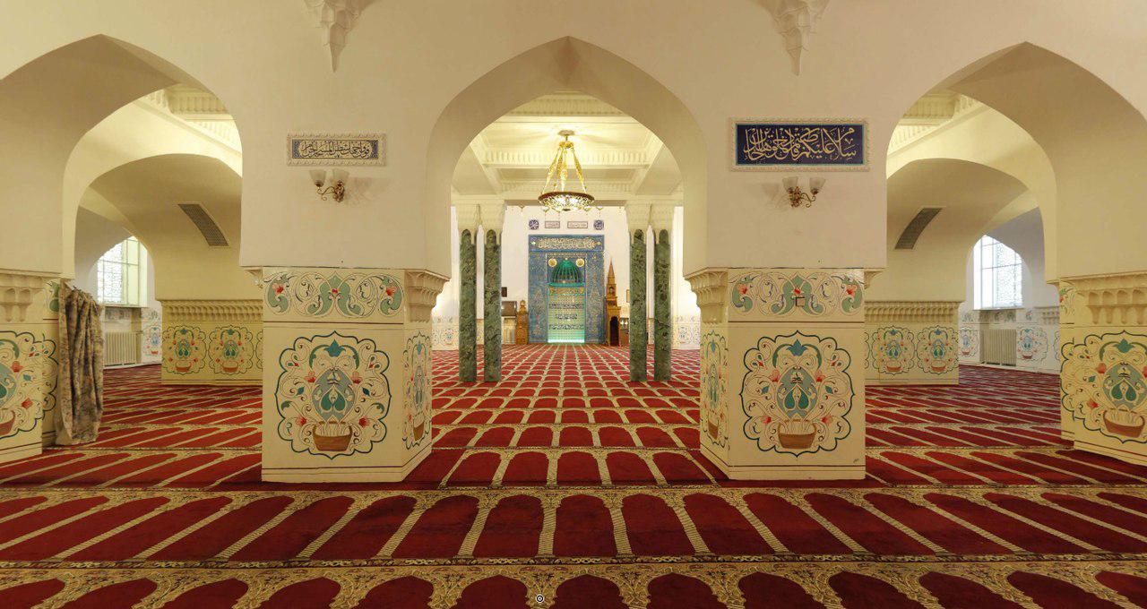 Вторая Санкт-Петербургская мечеть, источник фото: http://dum-spb.ru/