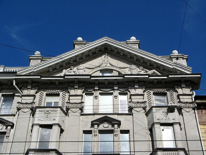 Дом купца Ш. З. Иоффе. Автор: Екатерина Борисова, Wikimedia Commons