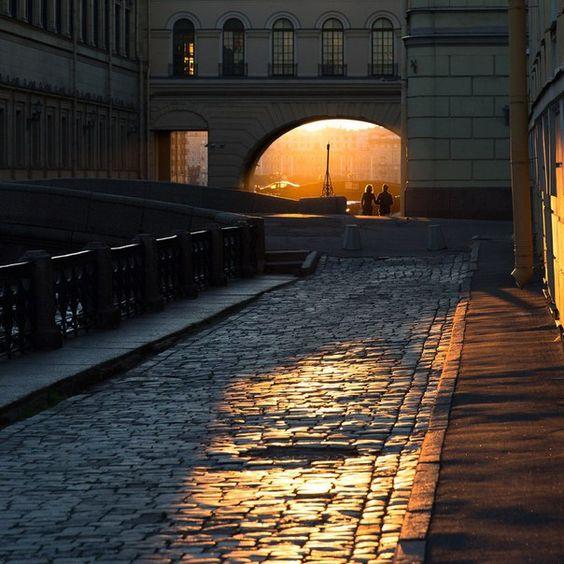 """Санкт-Петербург. Фото: """"Интересный Питер"""" """"ВКонтакте"""""""