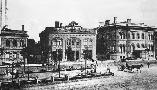 """Здания завода. Фото из журнала """"Зодчий"""" 1877 г. (citywalls.ru)"""